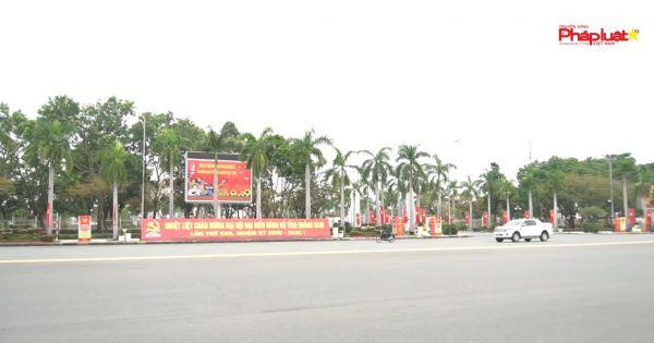 Bên lề Đại hội Đảng bộ tỉnh Quảng Nam lần thứ XXII nhiệm kỳ 2020-2025