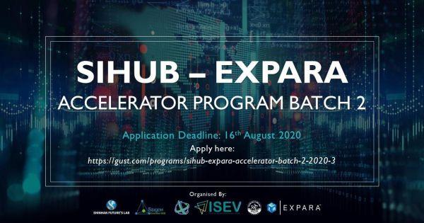 Khởi động chương trình Sihub-Expara Acceleration lần 2 dành cho các start-up