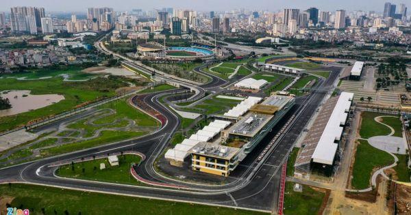 Chính thức huỷ chặng đua F1 tại Việt Nam
