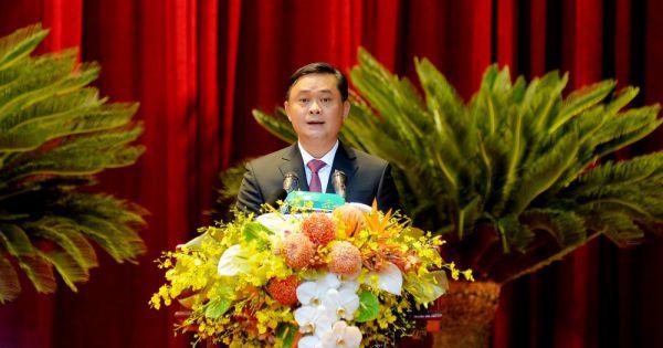Ông Thái Thanh Quý tái đắc cử Bí thư Tỉnh ủy Nghệ An khóa XIX, nhiệm kỳ 2020 - 2025