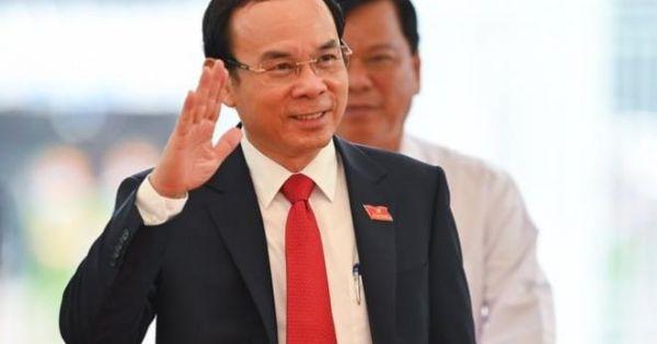 Với số phiếu tuyệt đối, ông Nguyễn Văn Nên đắc cử Bí thư TP.HCM