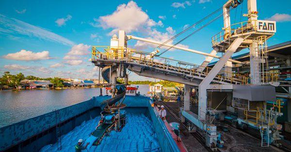 Cảng Cam Ranh báo lãi quỹ III hơn 9%