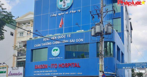 Bệnh viện Quốc tế chấn thương chỉnh hình Sài Gòn ITO bị bệnh nhân tố tiền mất, tật mang