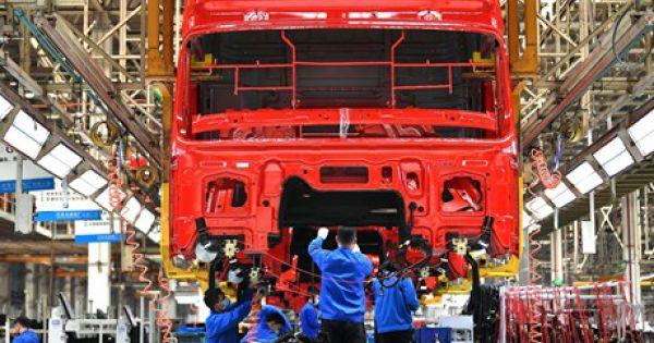 Nhờ nới lỏng hạn chế, kinh tế Trung Quốc đã phục hồi nhanh trong quý 3