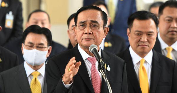 Thái Lan xúc tiến triệu tập quốc hội vì tình trạng căng thẳng chính trị