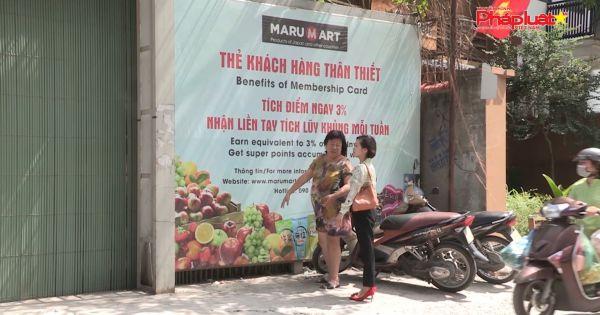Cần xác minh làm rõ về khiếu nại nguồn gốc đất ở Quảng An, Tây Hồ, Hà Nội