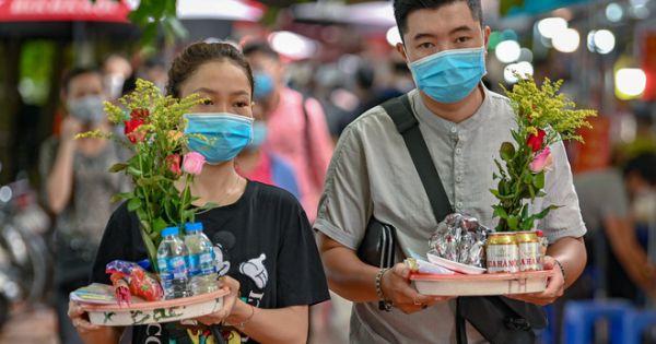 Đề xuất phạt nguội người không đeo khẩu trang tại Hà Nội