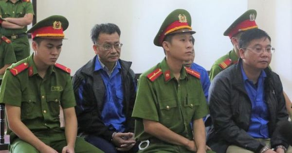 Vụ gian lận điểm thi ở Hòa Bình, cựu thượng tá công an kháng cáo
