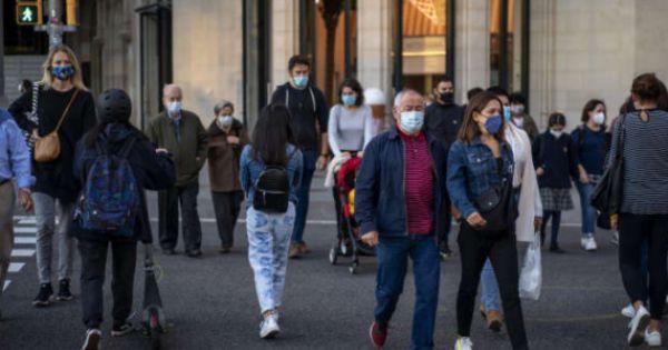 46 triệu dân Pháp bị áp đặt lệnh giới nghiêm vì dịch Covid-19