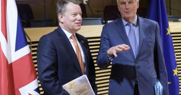 Anh và EU thống nhất nối lại đàm phán