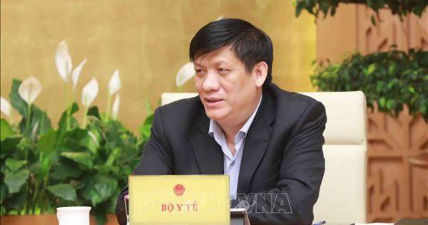 Sáng 23/10, quyền Bộ trưởng Bộ Y tế Nguyễn Thanh Long lần đầu tiên đăng đàn Quốc hội