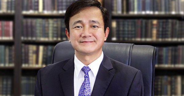 Cách chức Hiệu trưởng Trường Đại học Tôn Đức Thắng