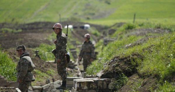 Giao tranh Nagorno-Karabakh bùng phát khi Mỹ xúc tiến hòa đàm