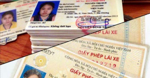Ý kiến của Ủy ban Quốc phòng và An ninh Quốc hội về việc Bộ Công an hay GTVT cấp giấy phép lái xe