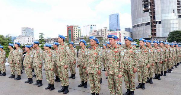 Lực lượng Công an sẽ tham gia hoạt động gìn giữ hòa bình LHQ