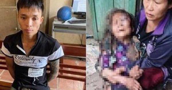 Khởi tố kẻ hành hung, chất rơm đốt cụ bà 90 tuổi tại Thái Nguyên