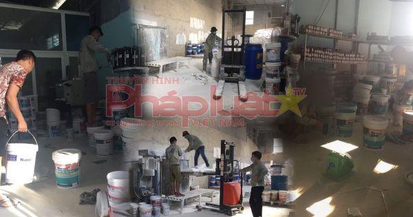 Nghi vấn quy trình sản xuất bình dân của sản phẩm Sơn NANO 8* đạt chuẩn Quốc tế?