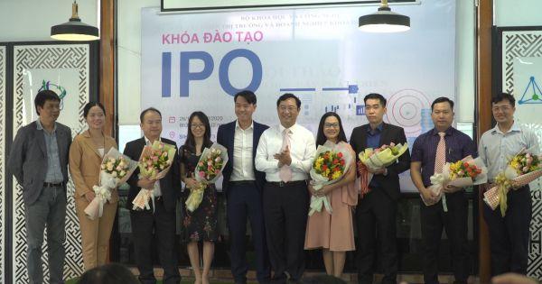 Sihub khởi động chương trình đào tạo IPO đầu tiên tại Việt Nam