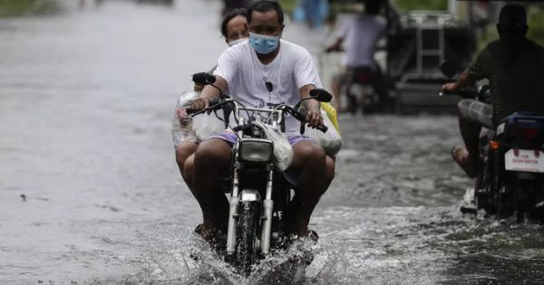 Bão số 9 Molave gây thiệt hại diện rộng tại Philippines