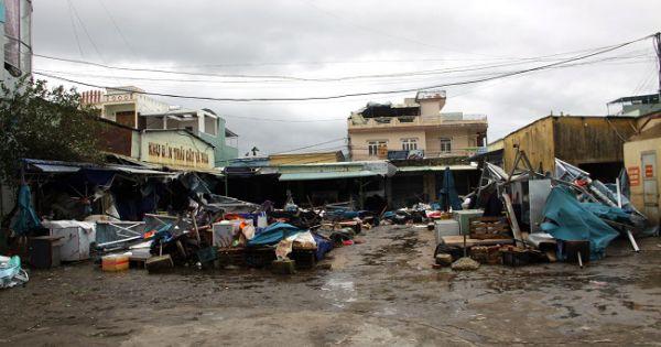 53 người mất tích do sạt lở đất ở huyện Nam Trà My tỉnh Quảng Nam