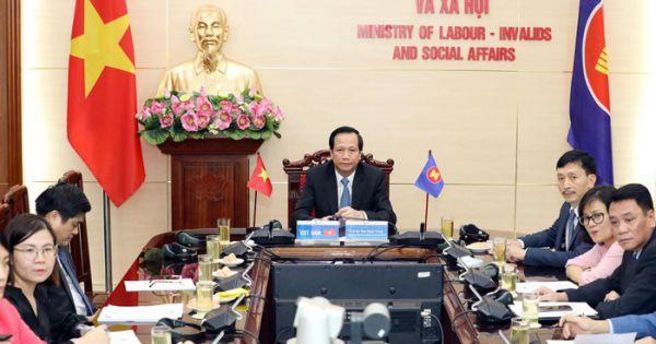 Hội nghị Bộ trưởng Lao động ASEAN và ASEAN+3