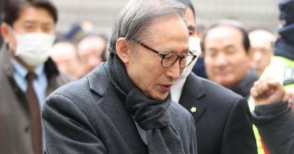 Cựu Tổng thống Hàn Quốc Lee Myung-bak bị tăng án tù