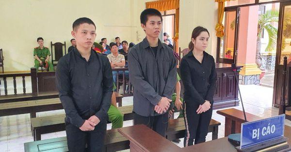 Kiên Giang - Đôi vợ chồng hờ cùng nghĩa em kết nghĩa lãnh 42 năm tù vì mua bán ma túy