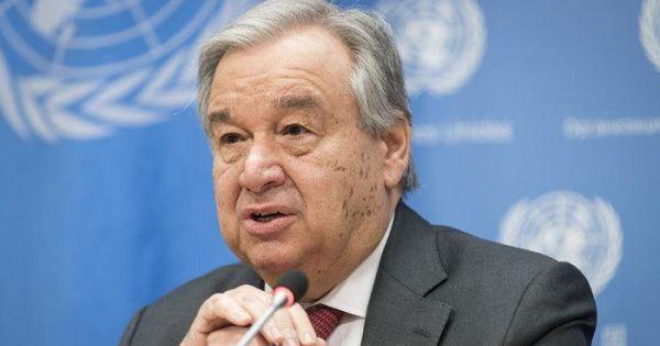 Tổng Thư ký Liên hợp quốc gửi thư, điện thăm hỏi về lũ lụt miền Trung