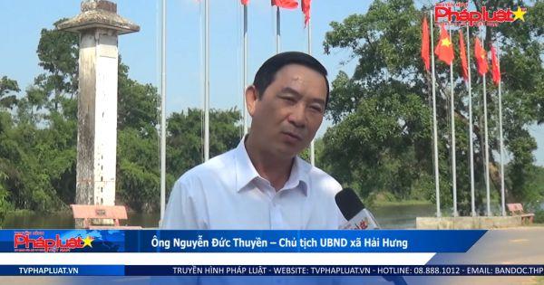 Quảng Trị: Xã Hải Hưng về đích Nông thôn mới