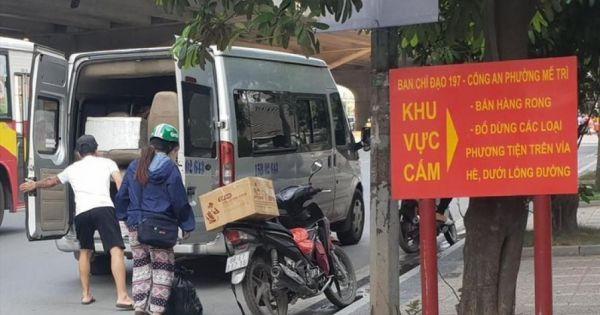 Đình chỉ khai thác tuyến, thu hồi phù hiệu 9 xe khách tại Hà Nội