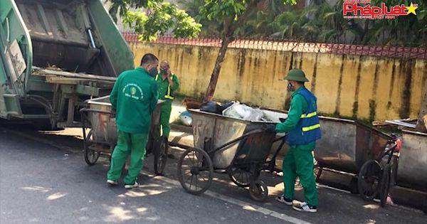 Thành phố Hòa Bình: Nhức nhối tình trạng ùn tắc rác thải