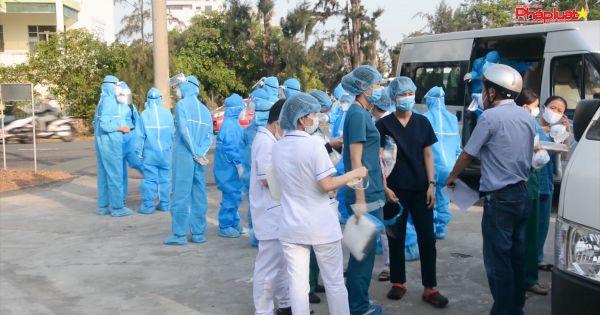 Đà Nẵng khẩn trương lấy mẫu xét nghiệm, phun thuốc khử trùng KCN An đồn