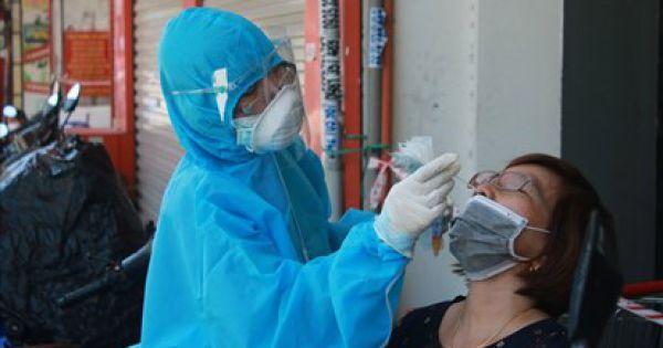 Đà Nẵng có thêm 6 người dương tính với SARS-CoV-2