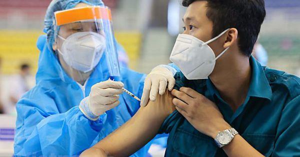 TP HCM: Ai chưa tiêm vaccine Covid-19 mũi 1, đăng ký với tổng đài 8066