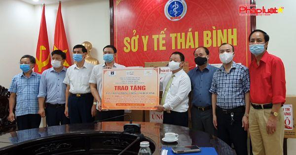 Tỉnh Thái Bình: Doanh nghiệp đồng hành chống dịch