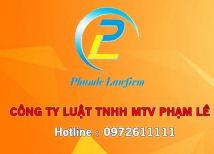 công ty luật Phạm Lê