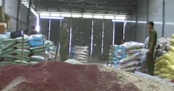 Lâm Đồng: Bắt quả tang cơ sở sản xuất phân bón giả