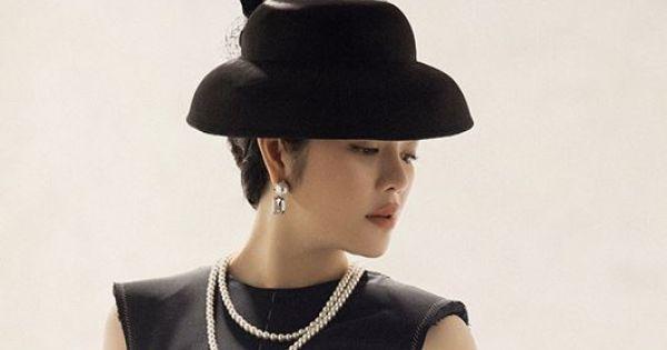 Cựu đại sứ du lịch Việt Nam Lý Nhã Kỳ viếng mộ công nương Grace Kelly trước khi dự Cannes 2017