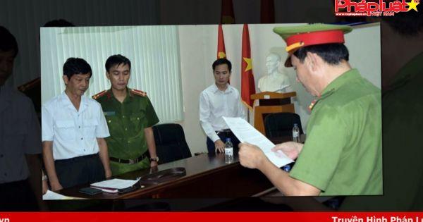 Chánh thanh tra Sở Khoa học Công nghệ tỉnh Trà Vinh bị bắt