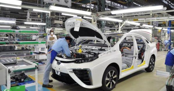 Vingroup: Ô tô Việt Nam sẽ hướng tới xuất khẩu