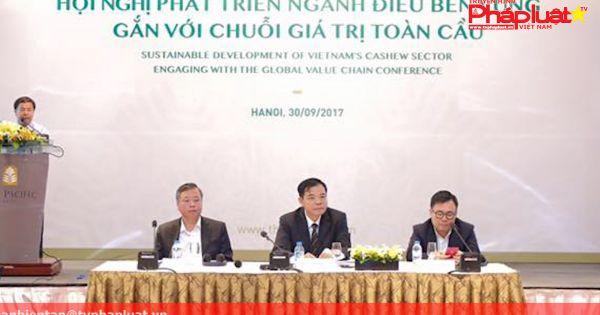 Ông Nguyễn Duy Hưng- CT HĐQT Tập đoàn PAN: Ngành điều là một mỏ vàng của nền nông nghiệp Việt Nam