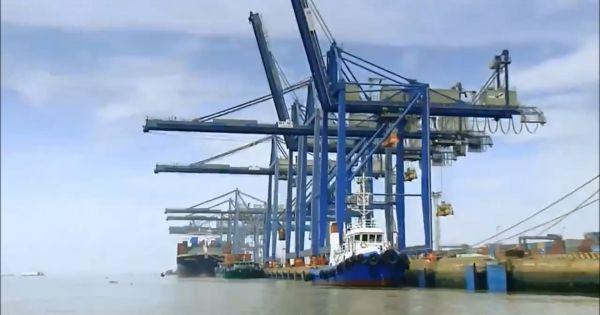 TPHCM: Di dời cảng Khánh Hội, Tân Thuận để xây cầu Thủ Thiêm 4