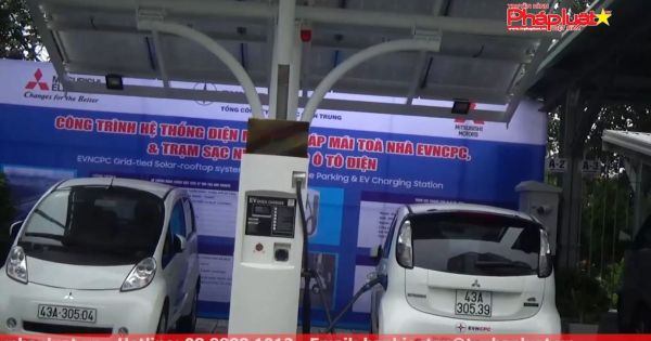 Đà Nẵng: Trạm sạc điện ô tô nhanh miễn phí đầu tiên tại Việt Nam