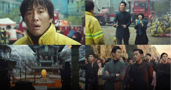 Thử thách Thần Chết: Mất 6 năm để chuẩn bị một siêu phẩm Hàn Quốc sánh ngang Hollywood