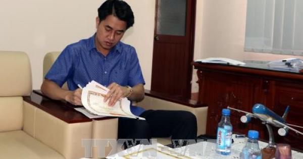 """Kết quả kiểm tra quy trình bổ nhiệm """"thần tốc"""" Giám đốc sở Công Thương tỉnh Hậu Giang"""