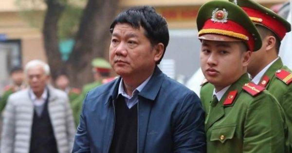 Ngày thứ 2 xét xử Đại án Đinh La Thăng: Những lời khai đầu tiên.