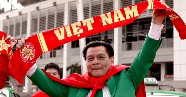 15.000 xe taxi Mai Linh dán cờ đỏ sao vàng và hình ảnh U23 Việt Nam