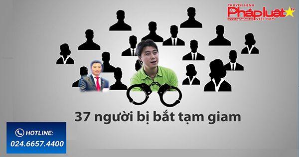 Ông Nguyễn Thanh Hóa: Từ lãnh đạo Cục cảnh sát phòng chống tội phạm công nghệ cao đến bị can tổ chức đánh bạc