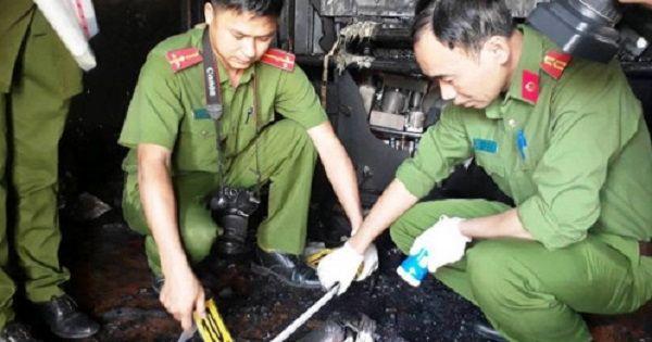 Vụ cháy biệt thự cổ khiến 5 người tử vong ở Đà Lạt: Nghi can phóng hỏa là hàng xóm
