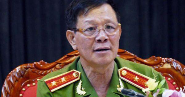 Đường dây đánh bạc nghìn tỷ: Triệu tập Trung tướng Phan Văn Vĩnh lên làm việc tại Phú Thọ